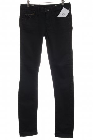 G-Star Raw Slim Jeans dunkelblau Street-Fashion-Look