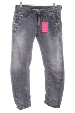 G-Star Raw Slim Jeans dunkelgrau Casual-Look