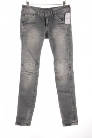 G-Star Raw Slim Jeans graublau-grau Casual-Look