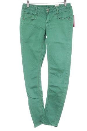 G-Star Raw Slim Jeans grün Casual-Look