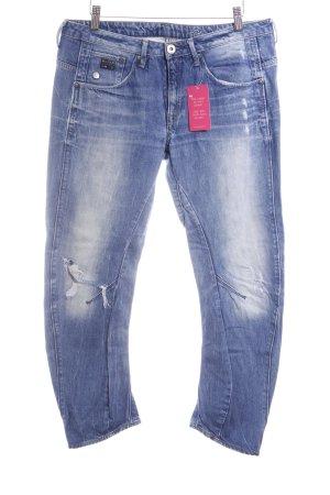 G-Star Raw Slim Jeans hellblau Casual-Look