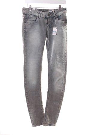 G-Star Raw Slim Jeans hellgrau Washed-Optik