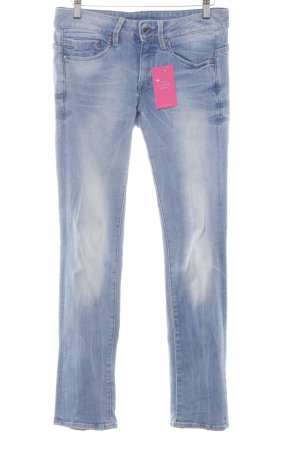 G-Star Raw Slim Jeans himmelblau Casual-Look