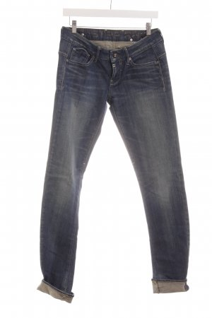 G-Star Raw Slim Jeans kornblumenblau Casual-Look