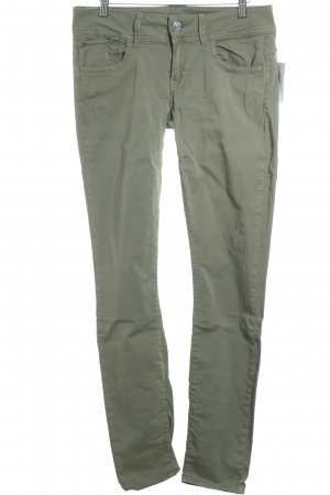 G-Star Raw Slim Jeans olivgrün Casual-Look