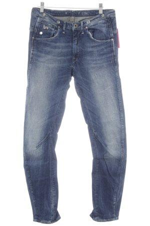 G-Star Raw Slim Jeans stahlblau-dunkelblau Casual-Look