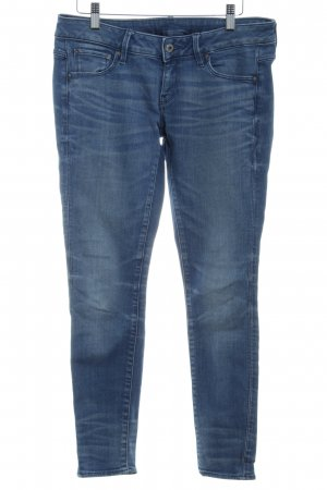 G-Star Raw Jeans slim fit blu acciaio look pulito