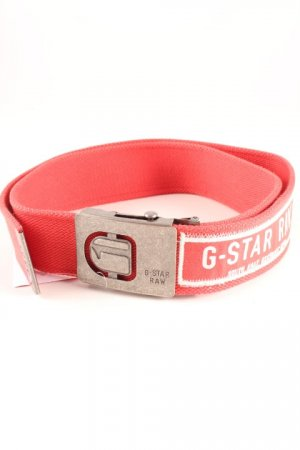 G-Star Raw Fabric Belt multicolored street-fashion look