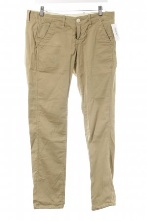 G-Star Raw Stoffhose camel Street-Fashion-Look