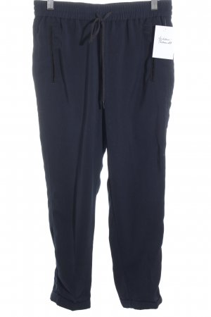 G-Star Raw Stoffhose dunkelblau Casual-Look