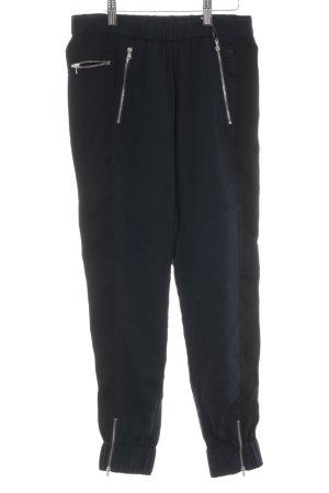 G-Star Raw Stoffhose schwarz-dunkelblau Casual-Look