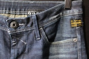G-Star RAW® - Straight-Leg Jeans - 28 / 32