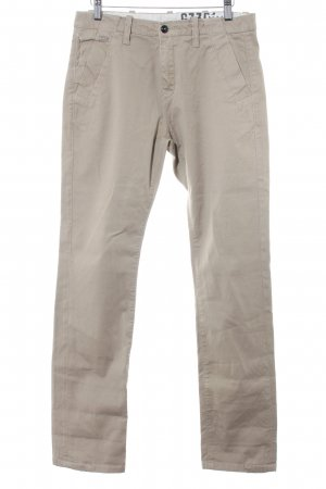G-Star Raw Straight-Leg Jeans beige Casual-Look
