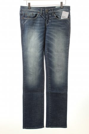 G-Star Raw Straight-Leg Jeans blau-blassblau Casual-Look