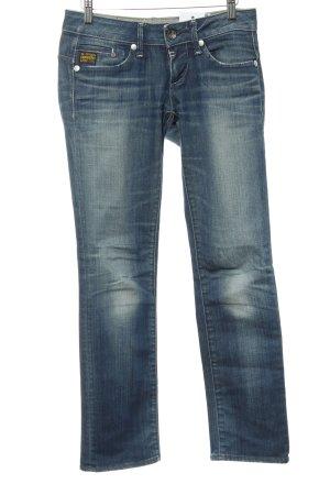 G-Star Raw Straight-Leg Jeans blau Jeans-Optik