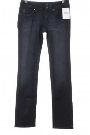 G-Star Raw Straight-Leg Jeans dunkelblau Casual-Look