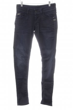G-Star Raw Straight-Leg Jeans dunkelblau Jeans-Optik