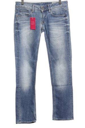 G-Star Raw Straight-Leg Jeans hellblau Casual-Look