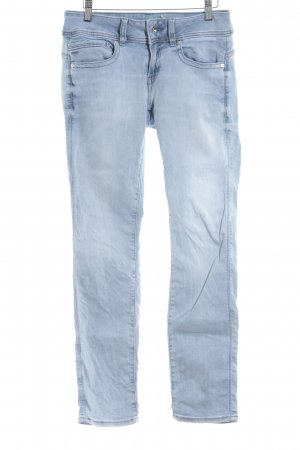 G-Star Raw Straight-Leg Jeans himmelblau Jeans-Optik