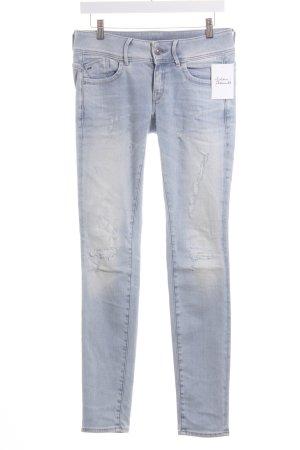 """G-Star Raw Straight-Leg Jeans """"Lynn Mid Skinny"""" hellblau"""