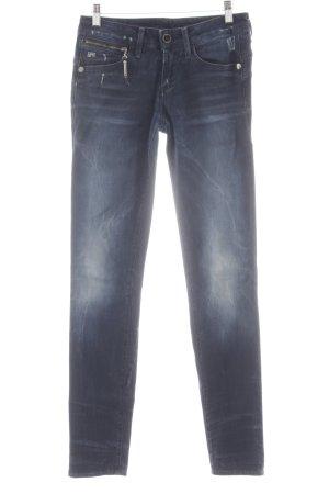 G-Star Raw Straight-Leg Jeans mehrfarbig schlichter Stil