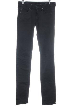 "G-Star Raw Straight-Leg Jeans ""MIDGE"" schwarz"