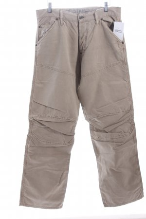"G-Star Raw Straight-Leg Jeans ""Royal Elwood"" beige"