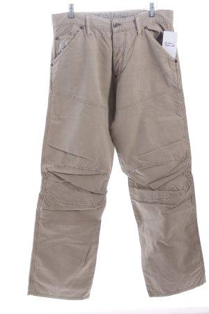 "G-Star Raw Straight-Leg Jeans ""Royal Elwood"" beige"