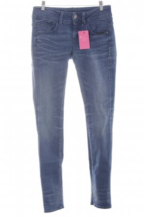 G-Star Raw Straight-Leg Jeans stahlblau Casual-Look