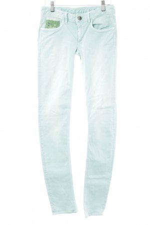 G-Star Raw Straight Leg Jeans turquoise extravagant style
