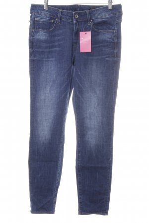 G-Star Raw Stretch Jeans dunkelblau Jeans-Optik