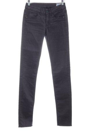 G-Star Raw Pantalon strech gris lilas style décontracté