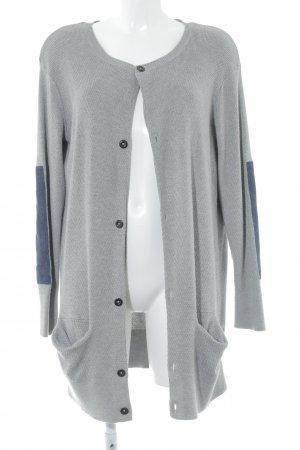 G-Star Raw Knitted Coat grey-dark blue casual look