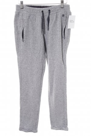 G-Star Raw Sweat Pants light grey flecked casual look