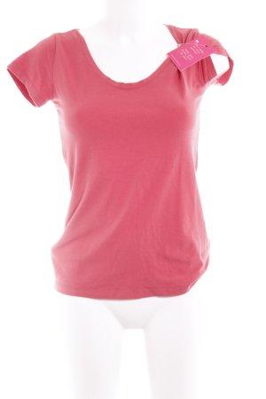 G-Star Raw T-Shirt hellrot sportlicher Stil
