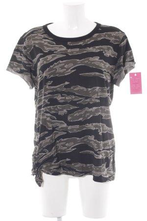 G-Star Raw T-Shirt mehrfarbig Casual-Look