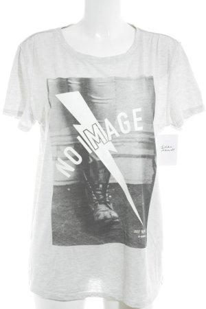 G-Star Raw T-Shirt Motivdruck Casual-Look