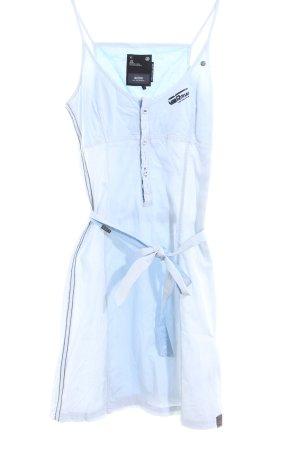 G-Star Raw Trägerkleid blau Casual-Look
