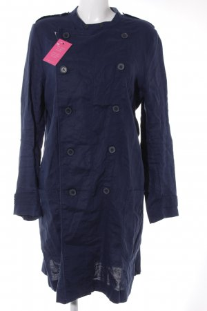 G-Star Raw Trenchcoat dunkelblau Casual-Look