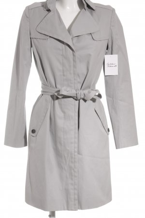 G-Star Raw Trenchcoat grau Casual-Look
