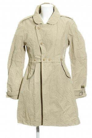 G-Star Raw Trench Coat sand brown Brit look