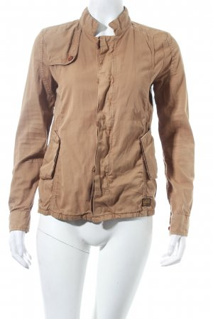 "G-Star Raw Übergangsjacke ""Officer Tyne Jkt Wmn"" sandbraun"