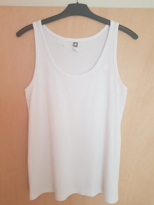 G Star Raw weißes Top