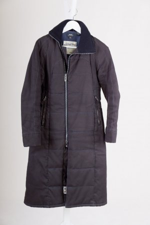 G-Star Raw Winterdaunenmantel Gr. M anthrazit