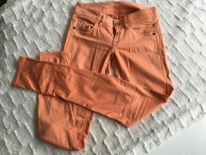 G-Star Röhrenhose in Orange