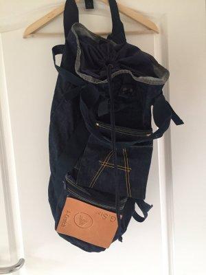G-Star Raw Backpack dark blue
