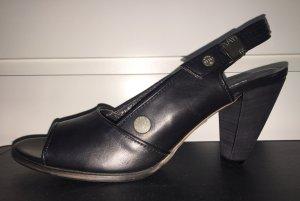 G-Star Sandalen aus Leder