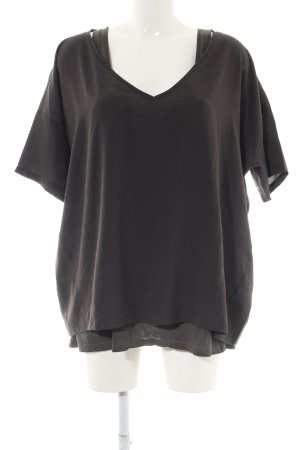 G-Star Slip-over Blouse brown casual look