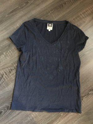 G-Star Shirt blau