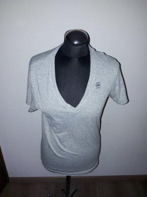 G-Star Shirt lichtgrijs